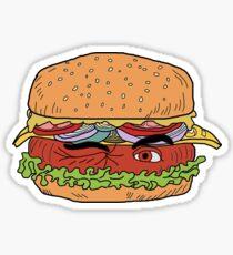 Cheeky Beef Sticker