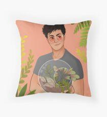 Plant Mom Matt Throw Pillow