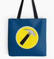 captain hammer Tote Bag