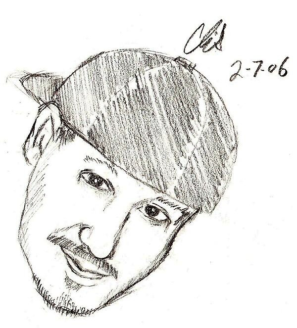 brian by sketchpad