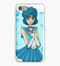 Sailor Mercury Ami Mizuno iPhone Case/Skin