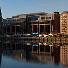 Quayside Market Panoramic by Alan Rodmell