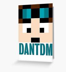 DANTDM Greeting Card