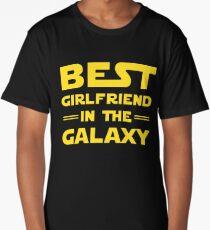 Best Girlfriend in the Galaxy Long T-Shirt