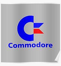 commodore Poster