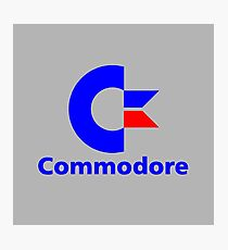 commodore Photographic Print