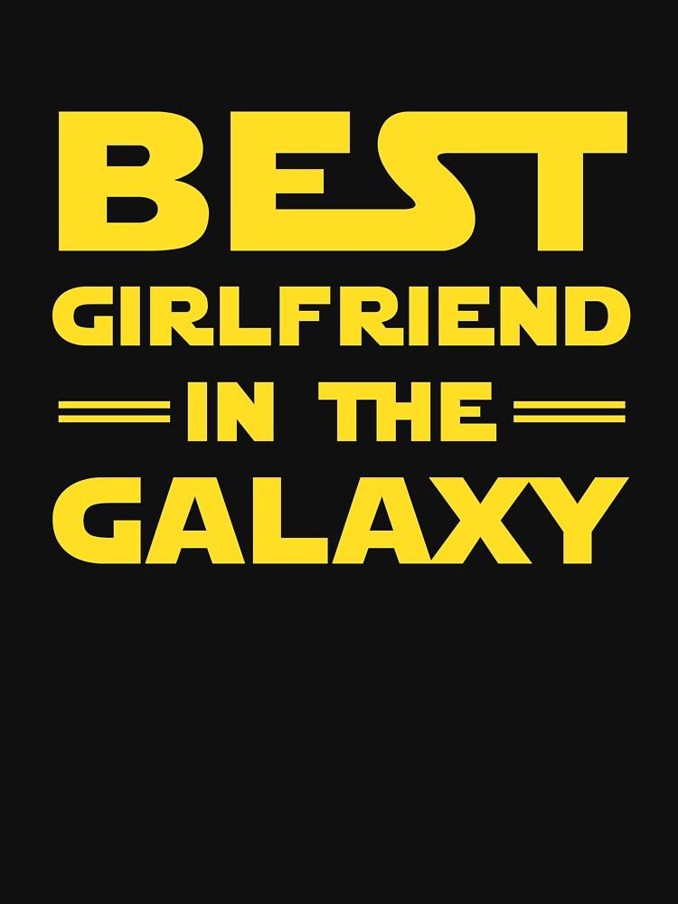 La mejor novia en la galaxia de redscarf