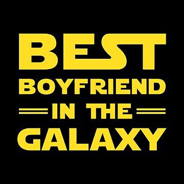 Mejor novio en la galaxia de redscarf