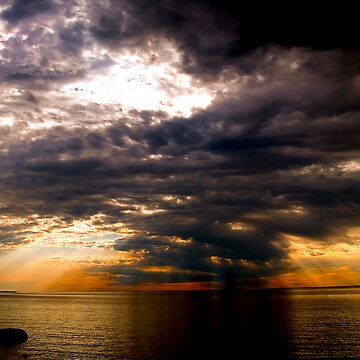 Lake Superior Cold Front by djlampkins