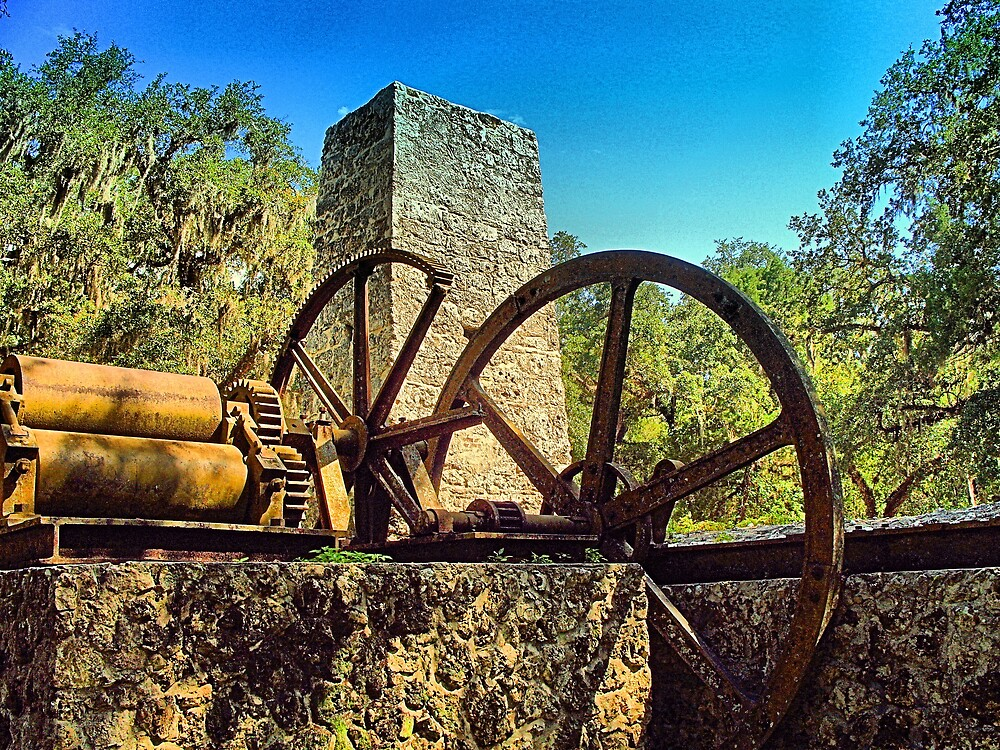 Old Sugar Mill by TerryDavey