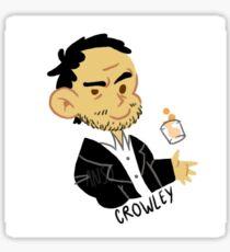 Crowley - Supernatural Sticker