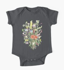 Magyar Flowers  Kids Clothes