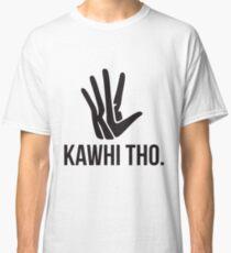 Kawhi Tho. Classic T-Shirt