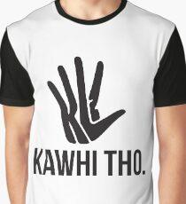 Kawhi Tho. Graphic T-Shirt