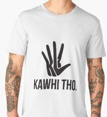Kawhi Tho. Men's Premium T-Shirt