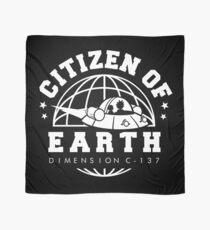 Earth Dimension C-137 Scarf