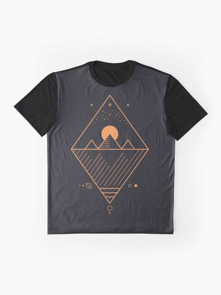 Alternate view of Osiris Graphic T-Shirt