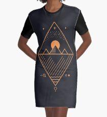 Osiris Graphic T-Shirt Dress