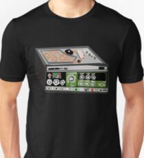 Space Echo - Tim's special request right-way-up edition T-Shirt