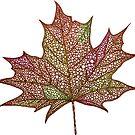 Bubble Tree Leaf by hollybrooker4rt