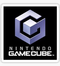 Nintendo Gamecube Sticker