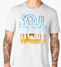 SOUL TRAIN (MIRROR 80s) Men's Premium T-Shirt