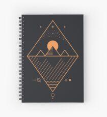 Osiris Spiral Notebook
