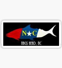 NC Spanish  (Nags Head,NC)   Sticker