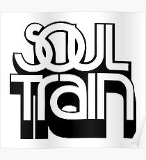 SOUL TRAIN  Poster