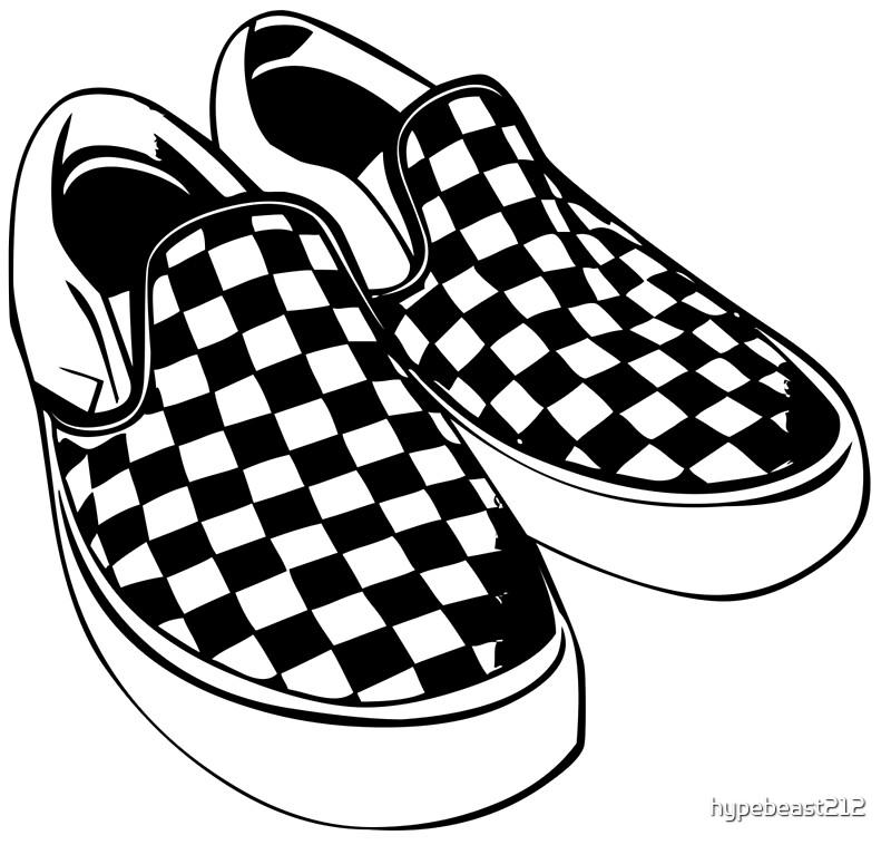Vans Shoes Black Cloth