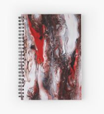 Cuaderno de espiral Sangre