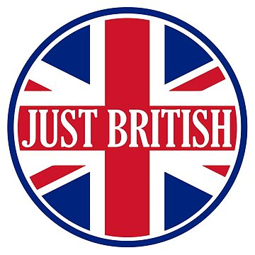 Just British Motoring Magazine Round Logo by JustBritish