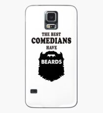 comedian with beards, Comedy bearded gift  t shirt Case/Skin for Samsung Galaxy