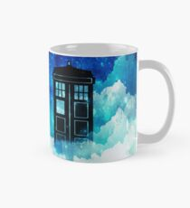 Beyond the clouds Classic Mug