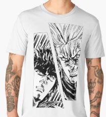 Ken vs Shin Men's Premium T-Shirt