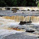 Aysgarth Upper Falls by mikebov