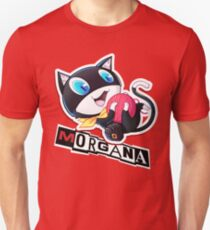 Cute Morgana Persona 5 T-Shirt