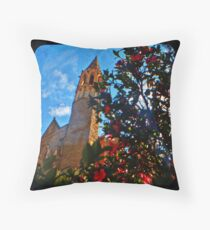 Bendigo Through The Viewfinder Throw Pillow