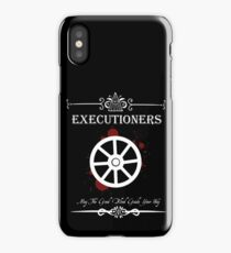 Executioners iPhone Case/Skin