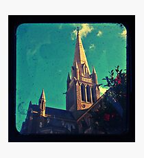 Bendigo Through The Viewfinder Photographic Print