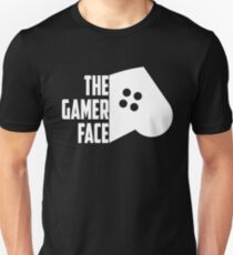 The Gamer Face T-Shirt