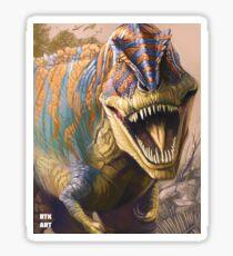 TRex Sticker