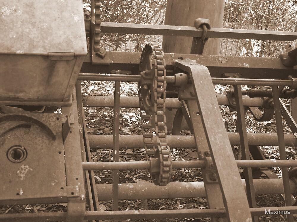 Plough Gears by Maximus