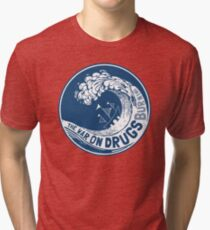 The War On Drugs Tri-blend T-Shirt