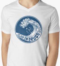 The War On Drugs Men's V-Neck T-Shirt
