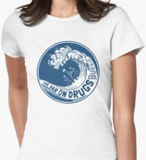 The War On Drugs Womens Fitted T-Shirt