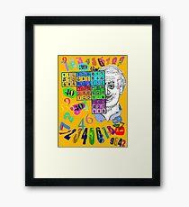 SUDOKU Master Framed Print