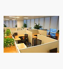 Corporate Office  Photographic Print