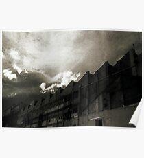 Landscape for Orson Wells # 2: Saw Poster
