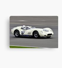 Lister Chevrolet No 251 Canvas Print